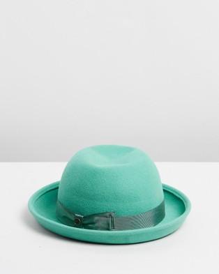 Fallen Broken Street - The Game Keeper Kids Hats (Turquoise)