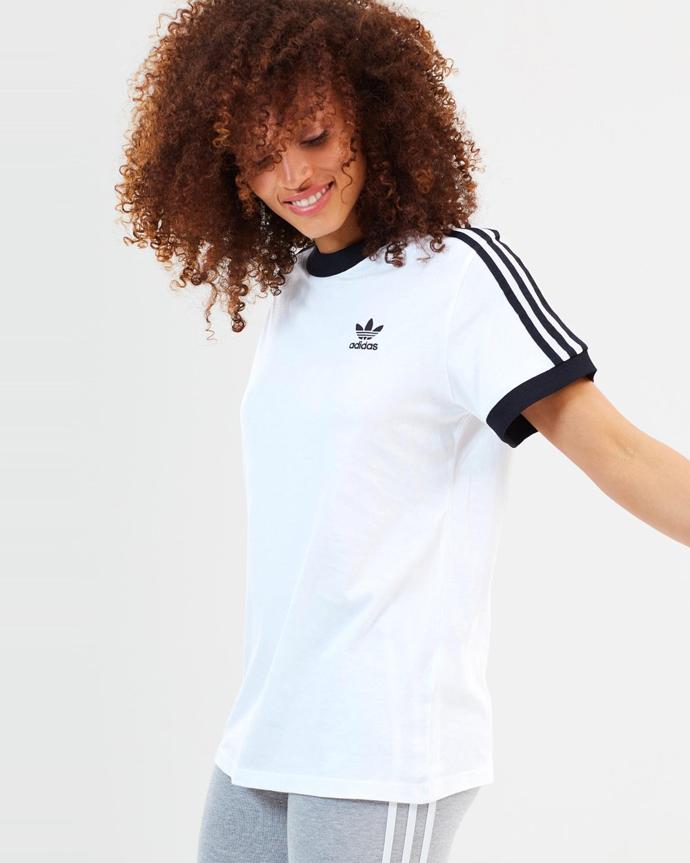 3-Stripes Tee by adidas Originals Online  9c822accad
