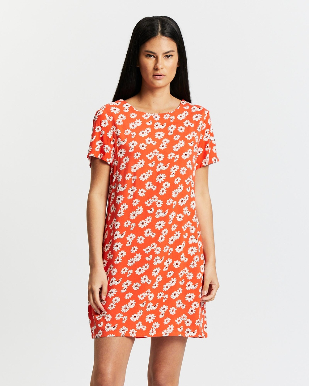 All About Eve Camilla Shift Dress Dresses Red