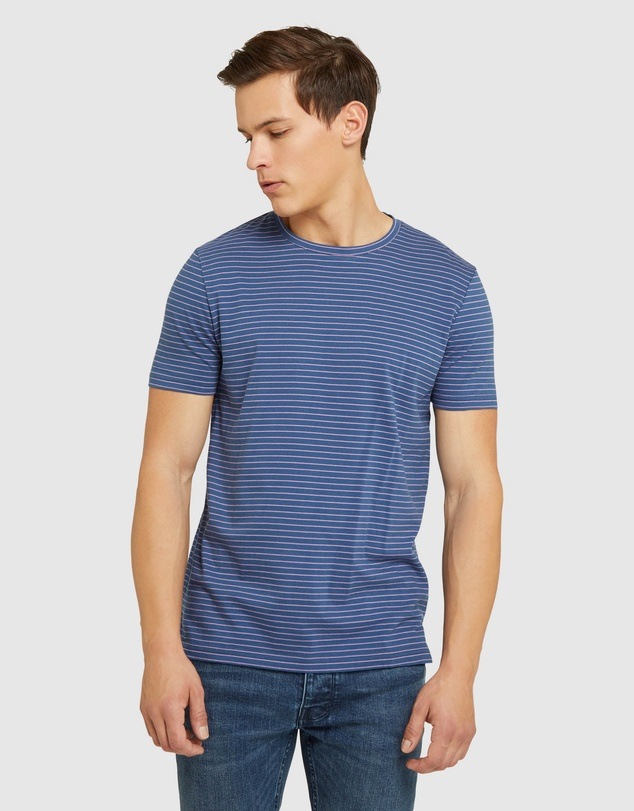 Oxford - Cooper Striped T-shirt