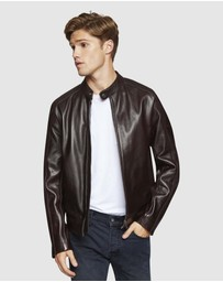 Oxford - Bowie Leather Jacket
