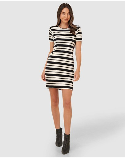 Superdry - Zip Back T Shirt Dress