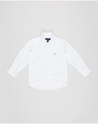 Gant - Kids -The Archive Oxford Button Down Shirt