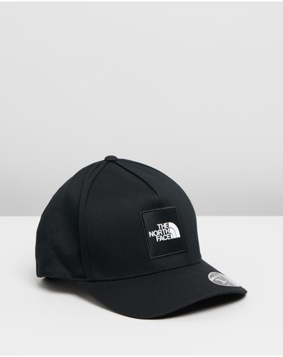 The North Face Keep It Structured Ball Cap Tnf Black