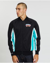 Mitchell & Ness - Championship Game Track Jacket - San Antonio Spurs