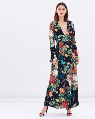 Backstage – Garden Life Dress Ivy