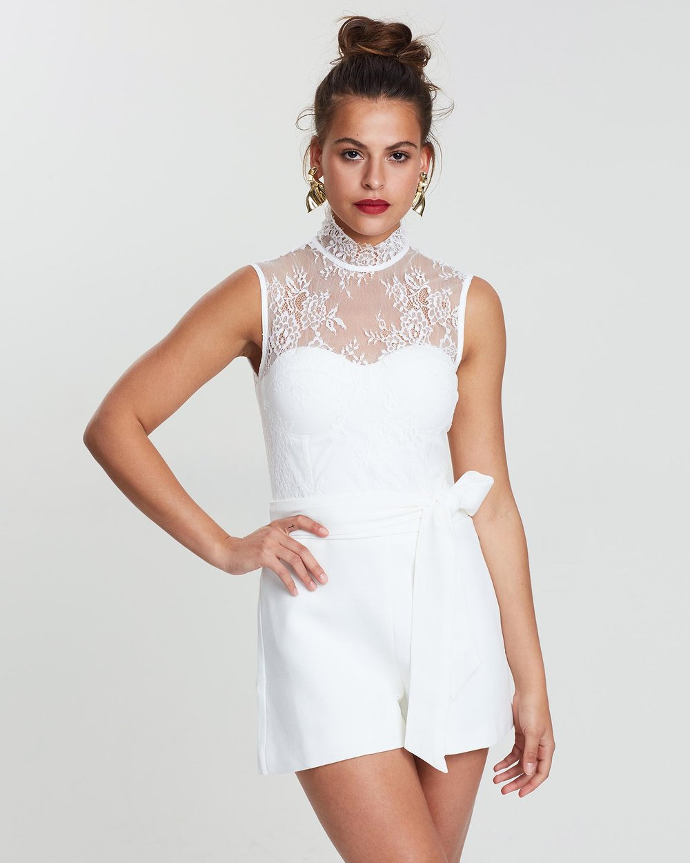 bf1df9ddfb7 Clara Playsuit by Miss Holly Online