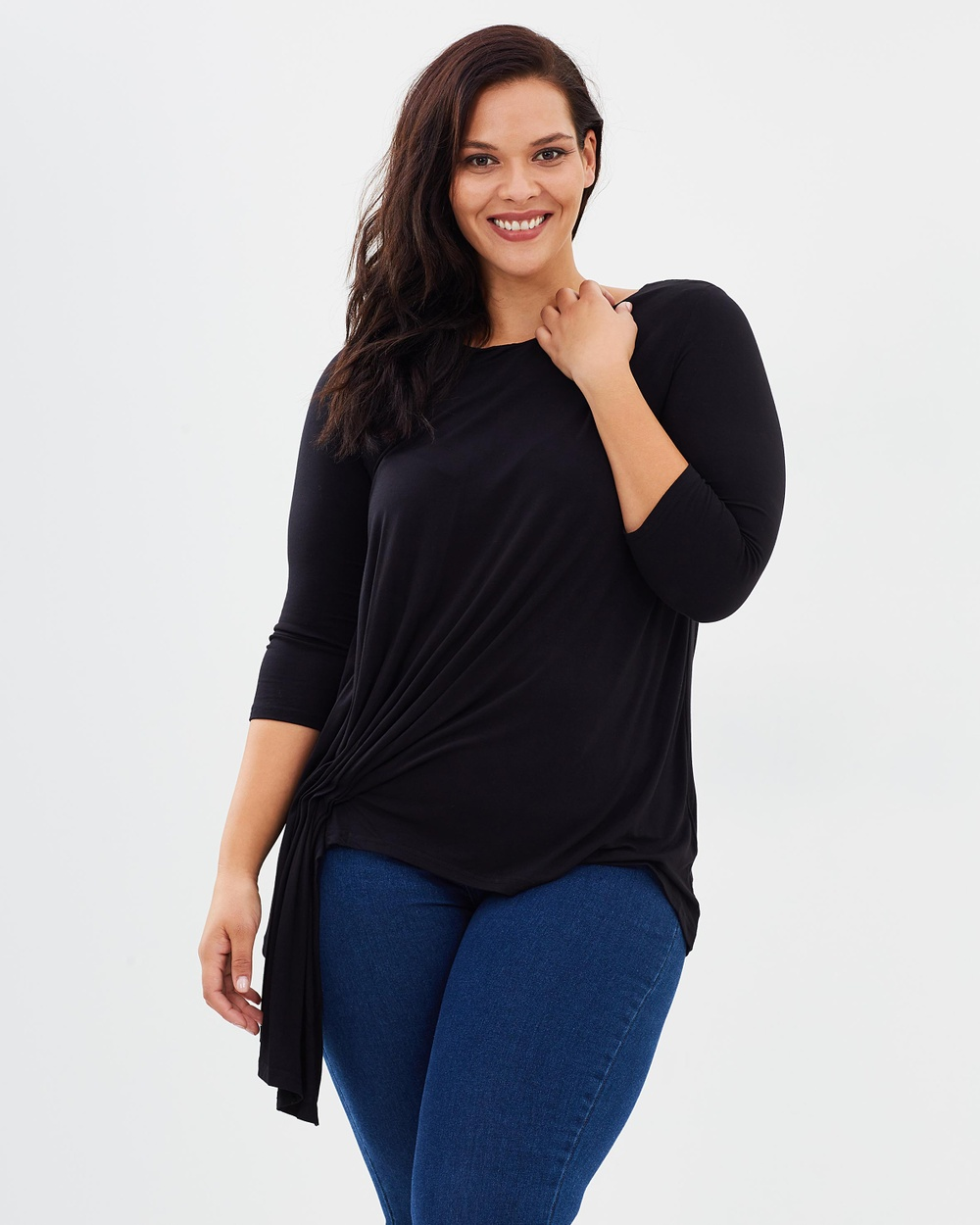 Studio 8 Coralie Top Tops Black Coralie Top