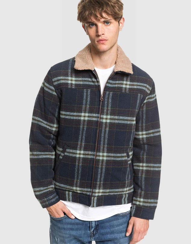 Quiksilver - Mens Hurry Down Wool Jacket