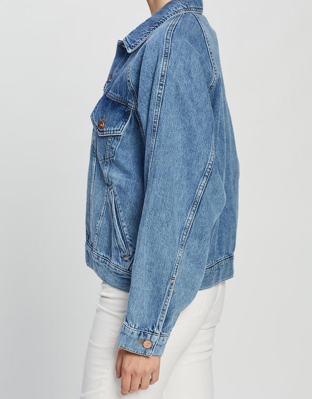 Women Jeddah Denim Jacket