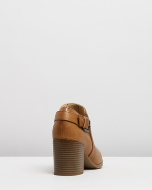 Naturalizer Harley - Boots (Saddle Tan)