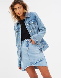 Nobody Denim - Crossover Skirt