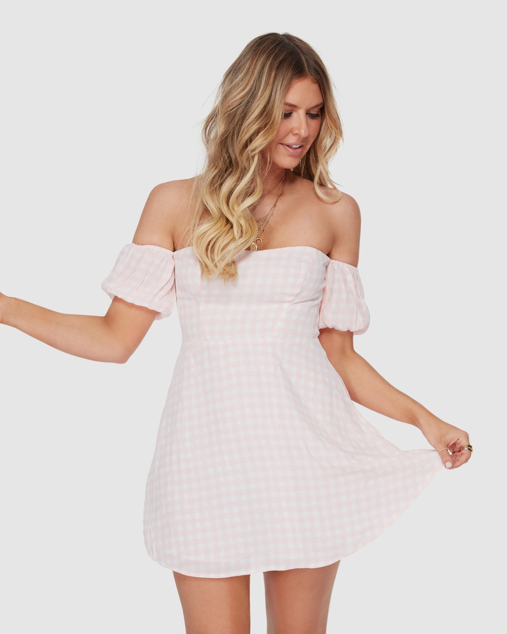 Billabong Rosewater I Love Lucie Dress