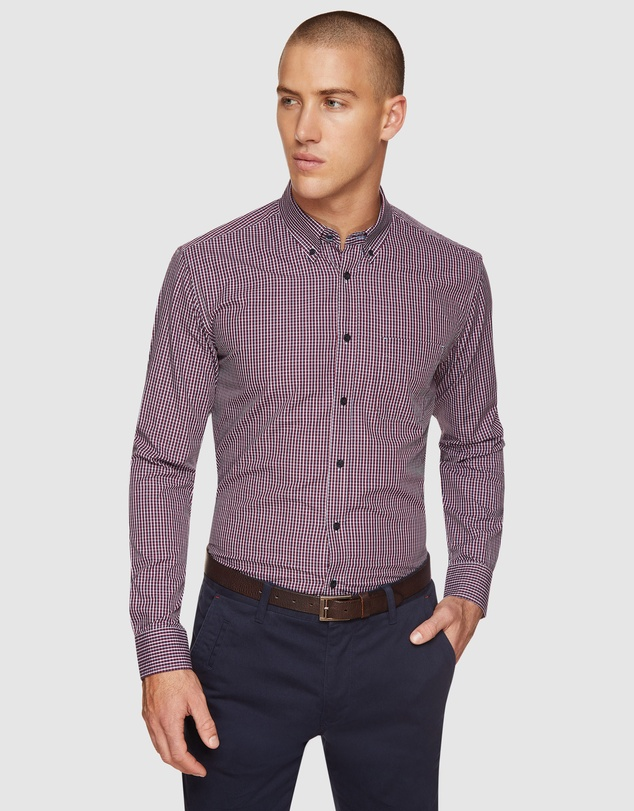 Oxford - Uxbridge Regular Fit Shirt