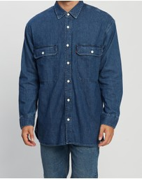 Levi's - Oversized Classic Worker Shirt