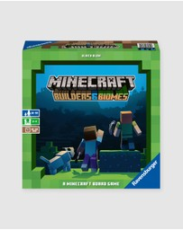 Ravensburger - Minecraft Board Game - Teens