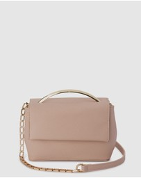 Olga Berg - Clarissa Shoulder Bag With Top Handle