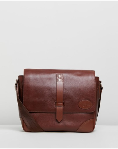 R.M. Williams - The Signature Messenger