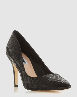 Dune London - Anna All Pumps (Black)
