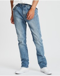 Rusty - Indi Slim 5 Pocket Jeans