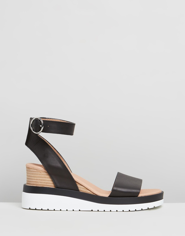 Jo Mercer - Kaia Mid Heel Wedges