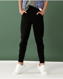 Decjuba Kids - Zarli Jersey Pants - Kids-Teens
