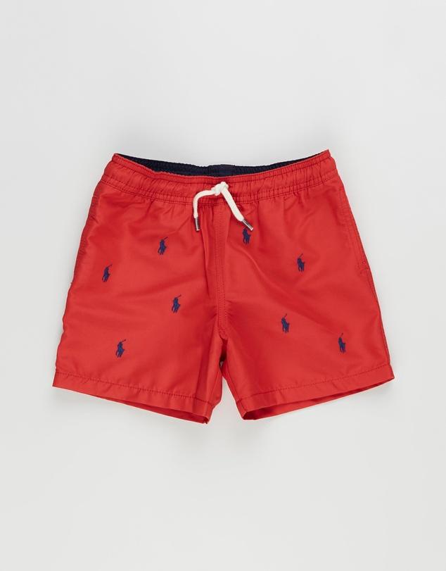 Kids Traveler Swim Boxer Shorts - Kids