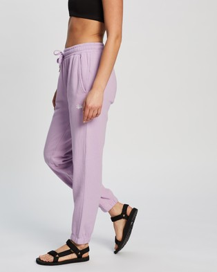 Stussy Graffiti Trackpants - Sweatpants (Lilac)