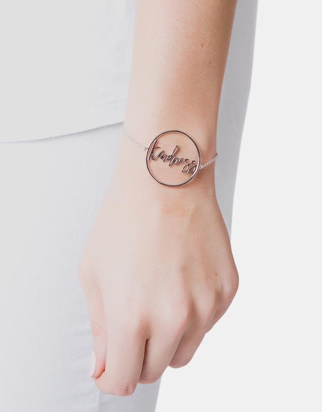 Women Kindness Bracelet