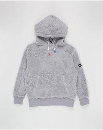 Free by Cotton On - Teddy Hoodie - Teens