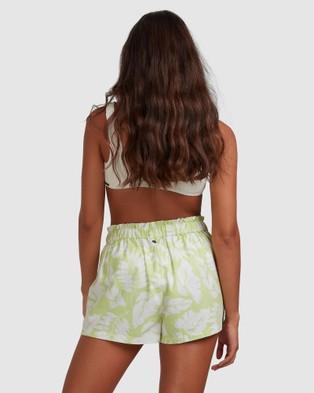 Billabong Sundrenched Short - Shorts (LIME)