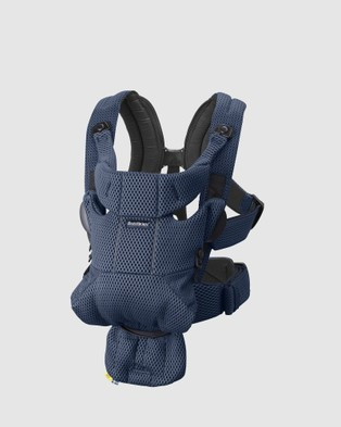 BabyBjorn Baby Carrier Move - All Baby Carriers (Navy)