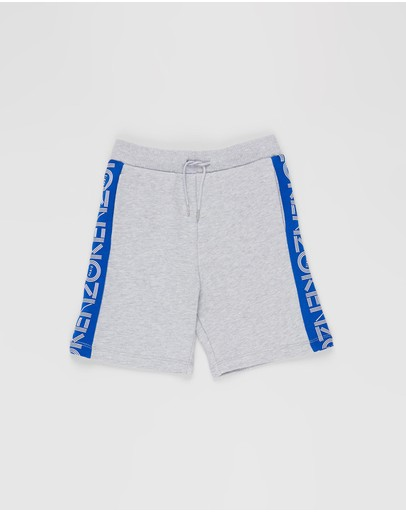 Kenzo Kids - Logo Sweat Shorts - Teens