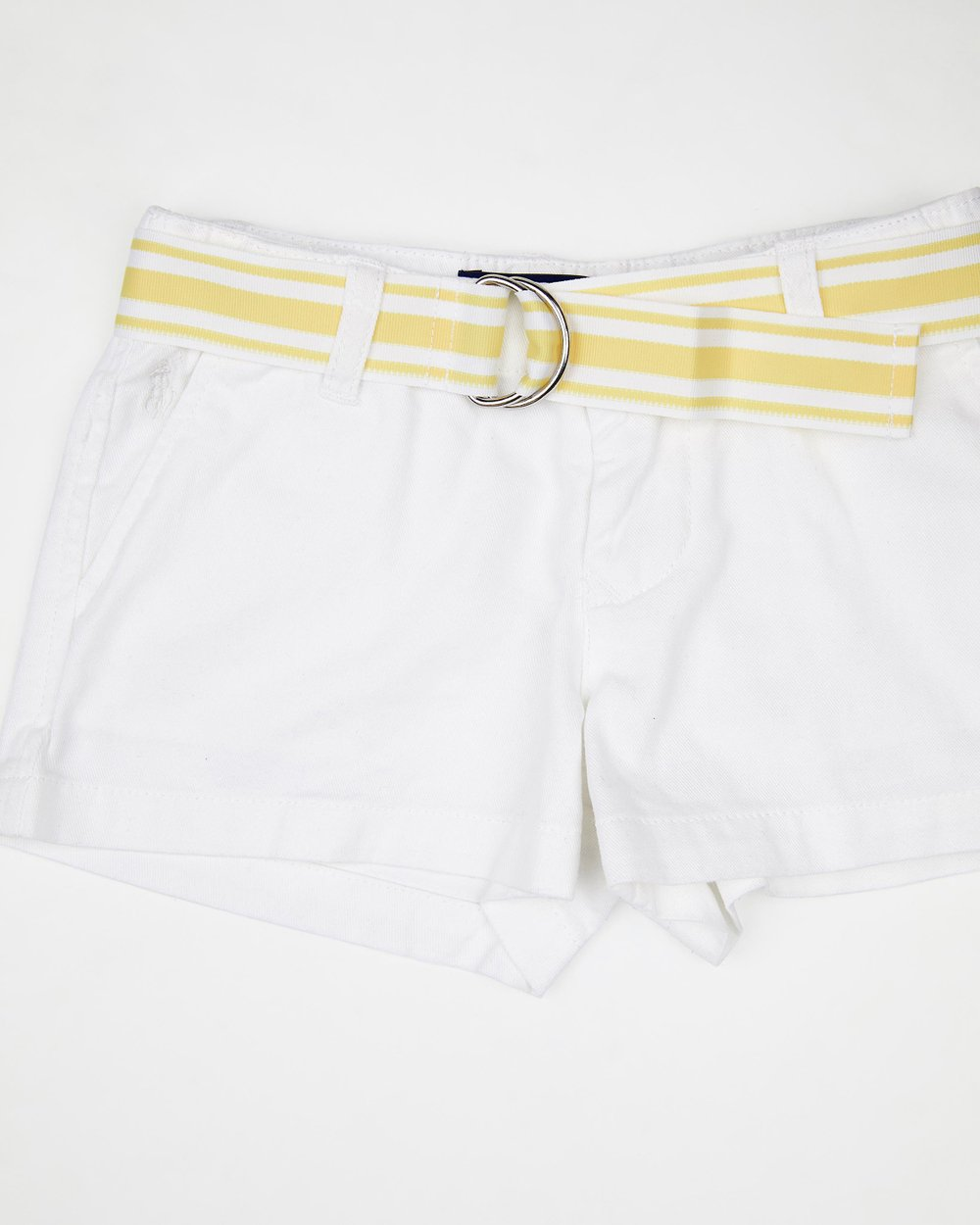 42fe6659f0 Belted Cotton Chino Shorts - Kids by Polo Ralph Lauren Online | THE ICONIC  | Australia