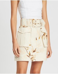 Shona Joy - Sundance Mini Skirt