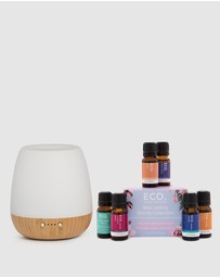 ECO. Modern Essentials - ECO. Bliss Diffuser & Best-selling Blends Collection