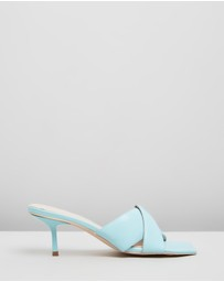Manning Cartell - Instant Gratification Leather Mules