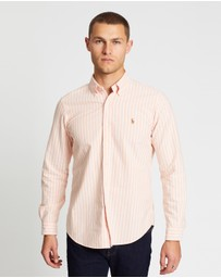 Polo Ralph Lauren - Long Sleeve Oxford Sport Shirt