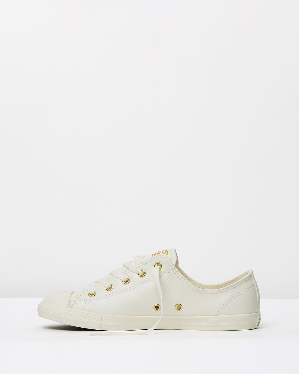 Converse Chuck Taylor Women s All Star Dainty Leather Ox by Converse Online   45f2649ba5f41