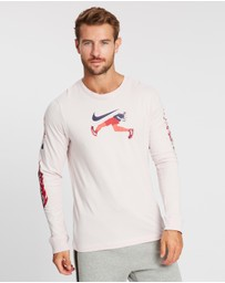 Nike - Dri-FIT Wild Run Long Sleeve Tee