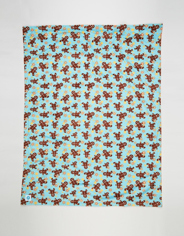 Kids Cot Minky Blanket with Pillow Case