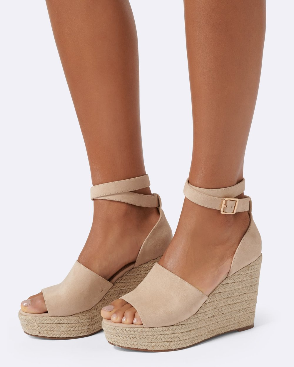 0d78df7394f Remy Espadrille Wedges by Forever New Online