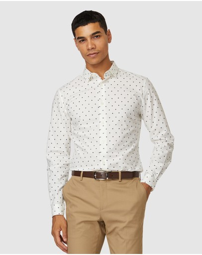 Jack London - Beck Dot Shirt