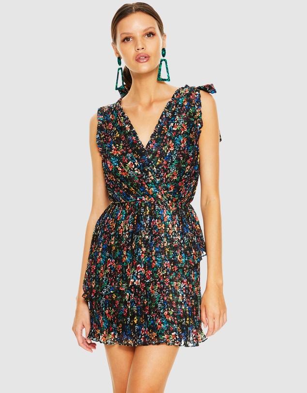 Burning Desire Mini Dress by Talulah