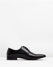Double Oak Mills - Samuel Leather Lace Shoes