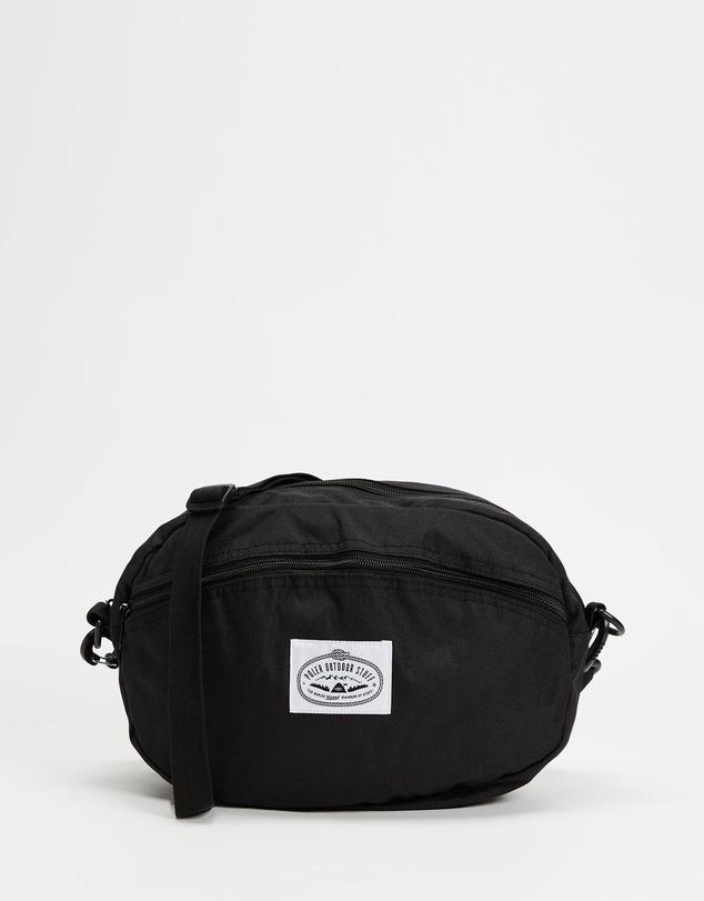 Men Round Shoulder Bag