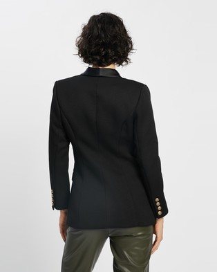 Mossman The Sartorial Blazer - Blazers (Black)