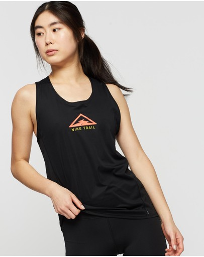 Nike - City Sleek Trail Running Tank