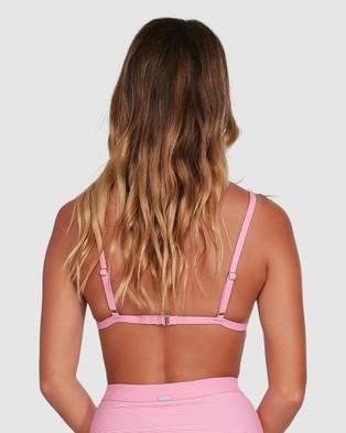 Billabong Marina Ivy Tri Bikini Top - Bikini Tops (CANDY FLOSS)