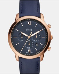 Fossil - Neutra Blue Chronograph Watch